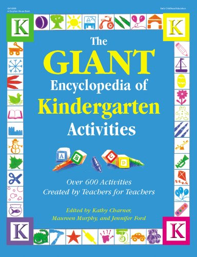 The Giant Encyclopedia of Kindergarten Activities Over 600 Activities Created by Teachers for Teachers The GIANT087685191X : image
