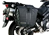 Nelson-Rigg (SE-2050-BLK) Black Adventure Dry Saddlebag by Leather Factory Outlet