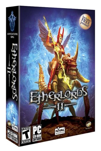 Etherlords 2 - Pc front-697090