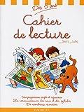 echange, troc Adeline Cecconello - Cahier de lecture avec Sami et Julie : Dès 5 ans