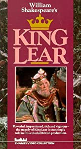 William Shakespeare's King Lear (1988) [VHS]