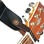 Leather Strap Hook for Acoustic Guita...