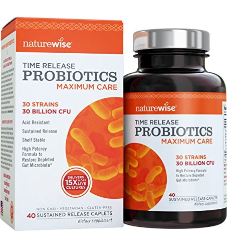 Naturewise maximum care time release probiotics high for Best out of waste models