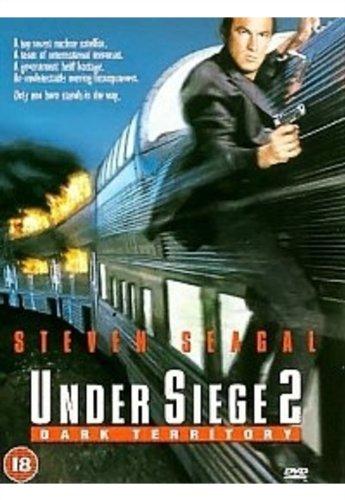 Under Siege 2: Dark Territory [Reino Unido] [DVD]