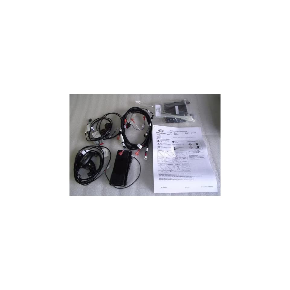 Genuine Kia Accessories 2K068 ADU01 Interior Lighting Kit for Kia Soul