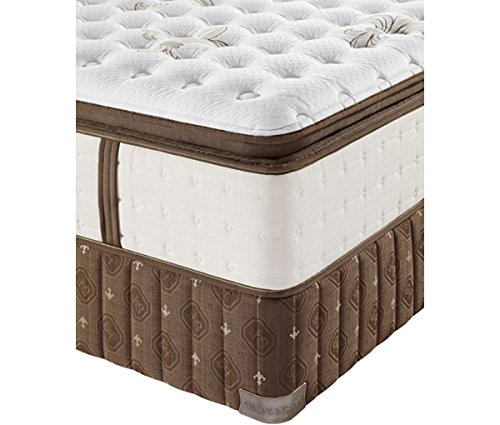 Stearns & Foster Signature Beckingsale Luxury Firm Euro Pillowtop King Mattress and Boxspring