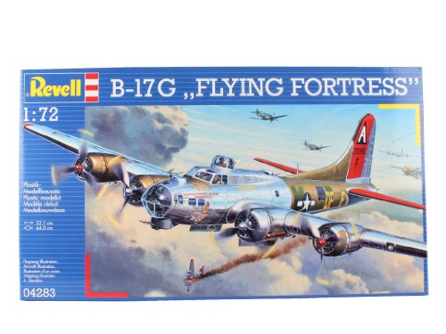 Revell Of Germany B-17G Flying Fortress (Flying Fortress Model compare prices)