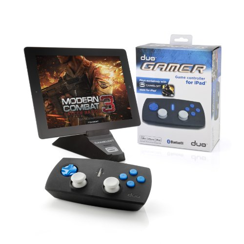 Duo Gamer Game Controller for iPad