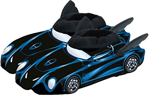 Batman Batmobile 0122065-3d pantofole, taglia 38/40