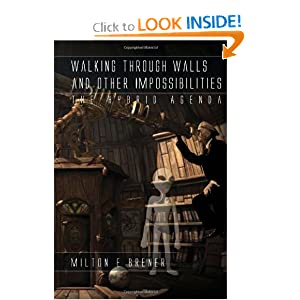 Walking Through Walls and Other Impossibilities: The Hybrid Agenda by Milton E Brener