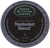 Keurig 15508 K-Cup Mini-Brewers, Green Mountain Nantucket Blend-18 cups