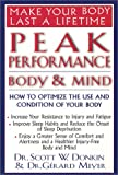 img - for Peak Performance: Body & Mind book / textbook / text book