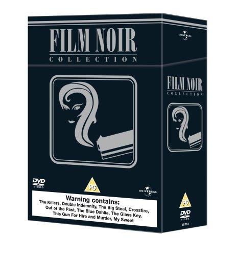 Film Noir Boxset [DVD]
