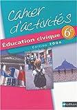 echange, troc Anne-Marie Tourillon, Annie Lambert, Arlette Heymann-Doat, Martine Champeaux - Éducation civique, 6e (TD)