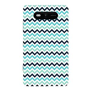 Skin4gadgets CHEVRON PATTERN 26 Phone Skin for LUMIA 820
