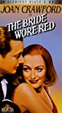 The Bride Wore Red [VHS]