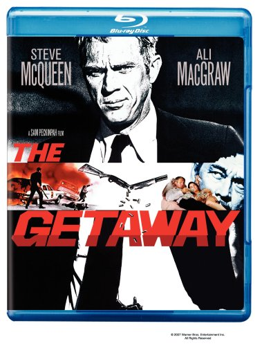 Blu-ray : The Getaway (Deluxe Edition, , Dubbed, Widescreen)