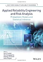 Applied Reliability Engineering and Risk Analysis ebook download