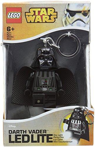 Esto es para ti Llavero Lego con luz de Darth Vader