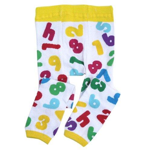 NUMBER/ナンバー(85cm 95cm)ベビースパッツ☆可愛い子供用タイツ/パンツ/レギンス通販☆【85cm】