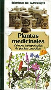 """Cover of """"Plantas Medicinales: Virtudes I..."""