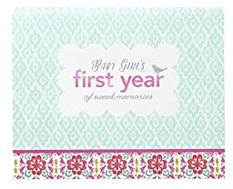 Carter\'s First Year Calendar, Stickers Provided, Measures 11 x 18\