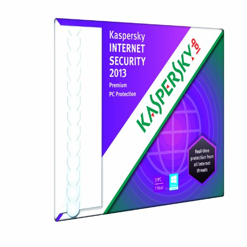 Kaspersky Internet Security 2013, 3 Users, 1 Year (PC)