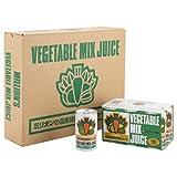 ミリオンの国産緑黄色野菜ジュース 160g×30本 無臭ニンニク入り 野菜ジュース