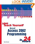 Sams Teach Youself Access X Programmi...