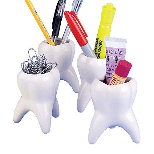 Sanis Enterprises Dentist Desk Clock 2 By 3 38 Inch