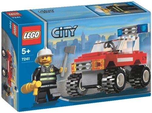 LEGO City 7241 - Feuerwehrauto