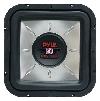 Pyle PLSQ12D 1400W 12-Caisson de basses DVC 38 cm