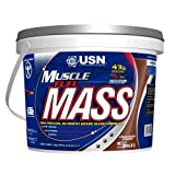 "USN - MUSCLE FUEL MASS ""CHOCOLATE 5KG"" *SAME DAY DISPATCH*"