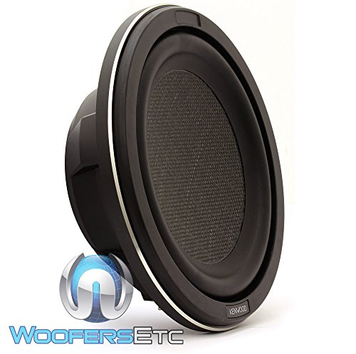 Kenwood Excelon KFC-XW1000F 10-Inch 1000 Watt Shallow Mount Car Subwoofer (10 Inch Kenwood Subwoofer 1000 compare prices)
