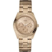 Guess W13101L1 Ladies MINI CHASE Rose Gold Watch
