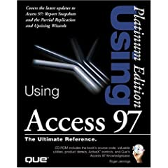 Platinum Edition Using Access 97