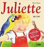 Juliette au zoo