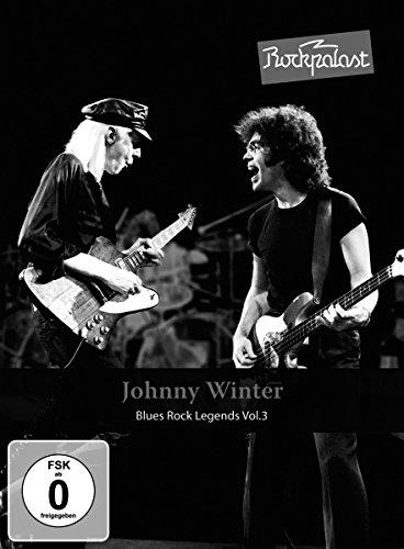 Johnny Winter - Blues Rock Legends Vol.3