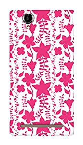 SWAG my CASE PRINTED BACK COVER FOR SONY T2 ULTRA Multicolor