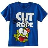 Cut the Rope Big Boys' Om Nom Tee
