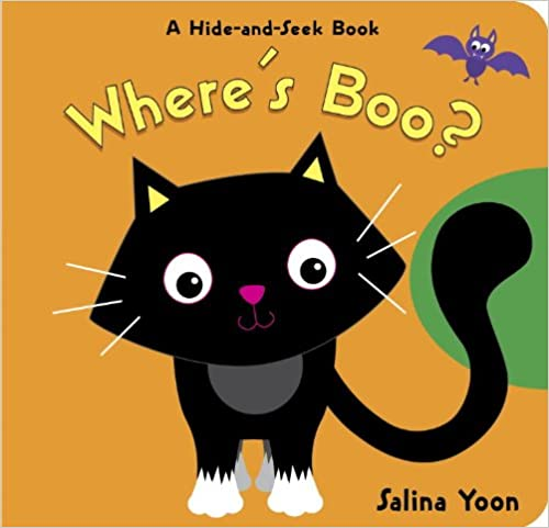 Boo Where Amazon.com Where's Boo