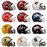 Riddell SEC Revolution Pocket Size Conference Helmet Set