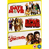 Meet The Spartans/Epic Movie/Date Movie [DVD]by Sean Maguire