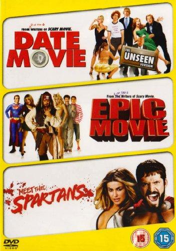 Meet the Spartans / Epic Movie [Reino Unido] [DVD]