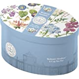Creative Tops Royal Botanic Gardens Kew Redoute Meadow Six Cup Fine China Tea Pot in Hat Box
