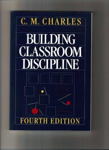 Building Classroom Discipline