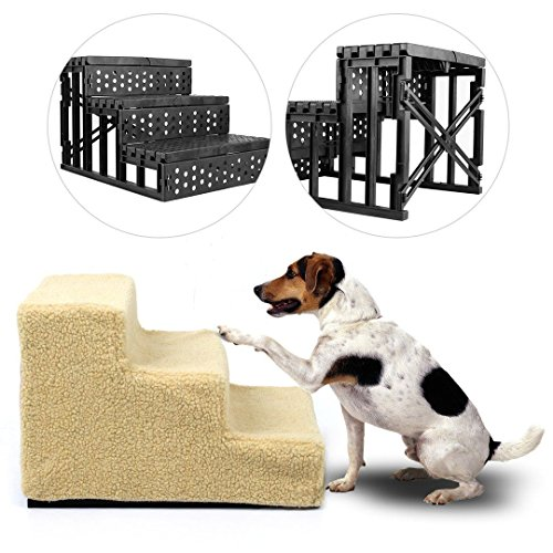 femor hundetreppe easy step haustiertreppe pet walk treppe. Black Bedroom Furniture Sets. Home Design Ideas