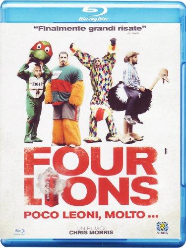 Four Lions [Italian Edition]
