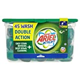 Ariel Excel Tabs with Actilift Biological 1 x 45 Washes 1.575kg