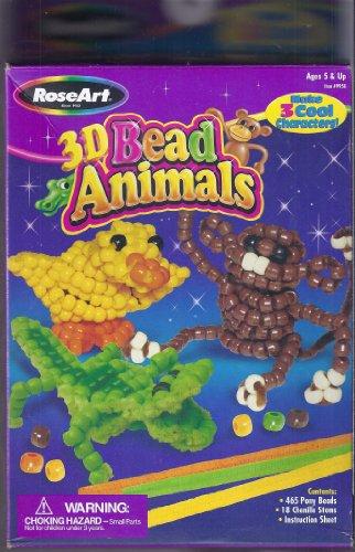 Rose Art RoseArt 3 D Bead Animals